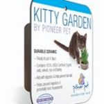 #3889 Ceramic Kitty Garden Refill by Pioneer Pet